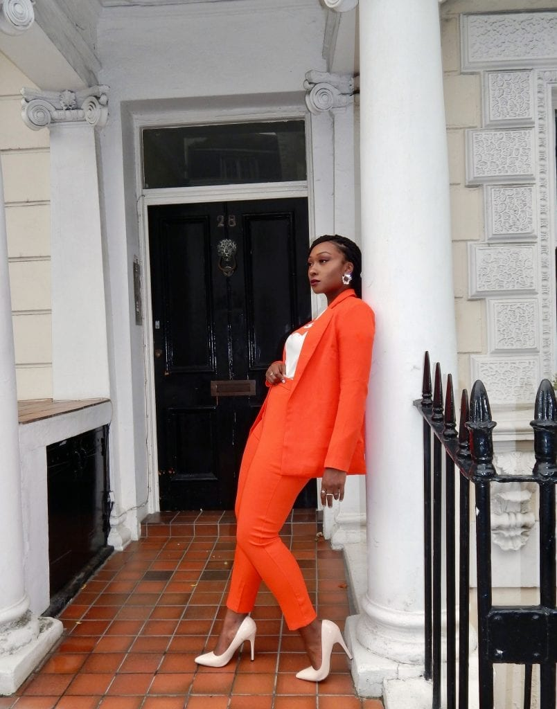 colour psychology orange psychology of fashion shakaila