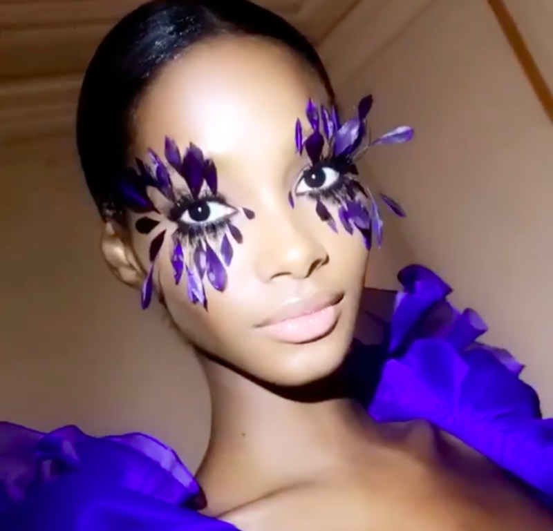 Sciencing Beauty with Pat McGrath: Couture Fashion Week Spring 2019