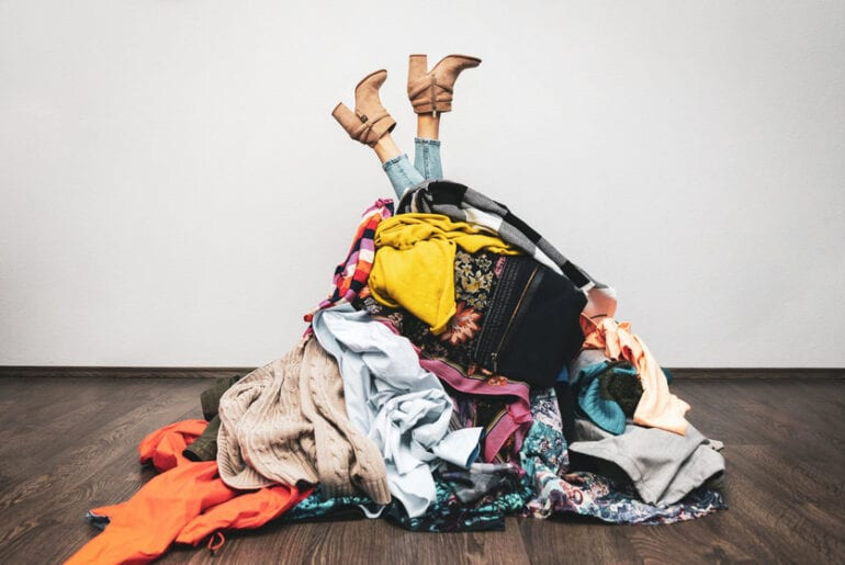 Using Fashion Psychology to Organise your Wardrobe