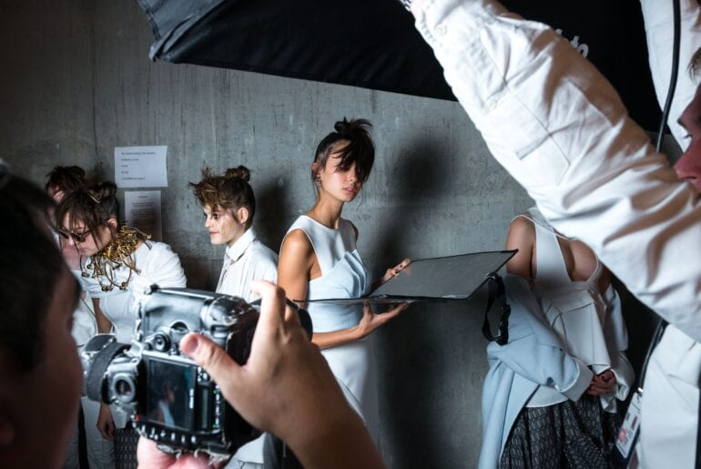 Recognising Anxiety in the Fashion Industry