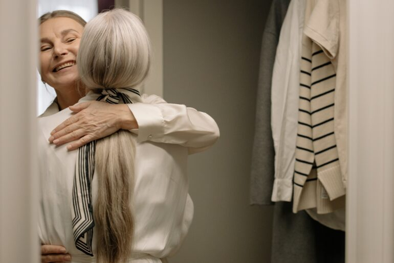 Tearing Down Sexist Ageism One Grey Hair at a Time